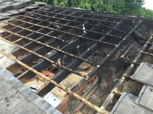 Fire Damage Repair, Oswestry
