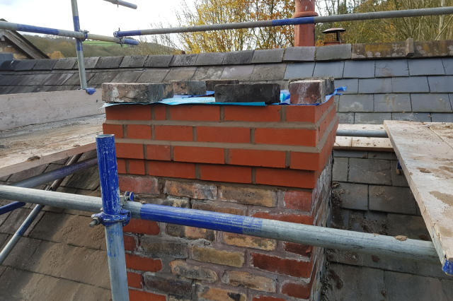 Chimney Repair Oswestry Shropshire And Wrexham