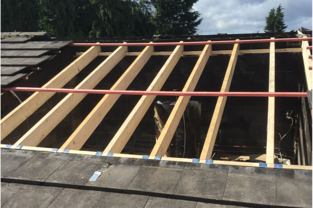 Roof Repairs In Oswestry Shopshire And Wrexham