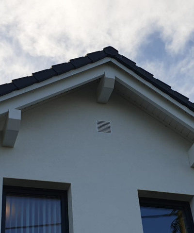 Replacement Soffits and Fascia