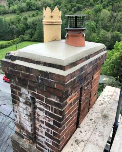 Shared Chimney Repair