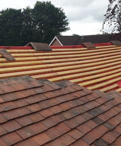 Roof Repair Wem